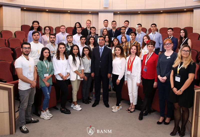 В БВШН состоялся Региональный студенческий саммит SPE при поддержке SOCAR и BP