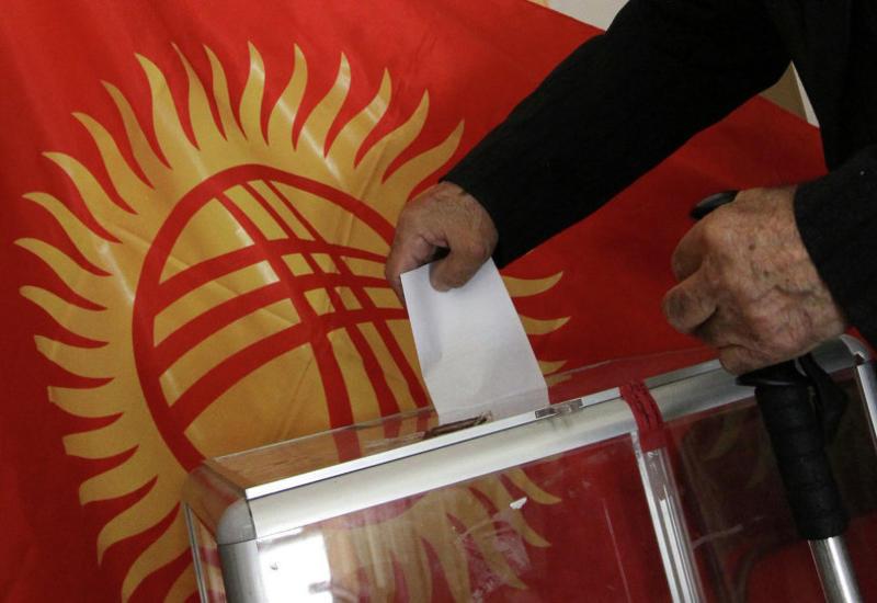 В Кыргызстане пройдут парламентские выборы