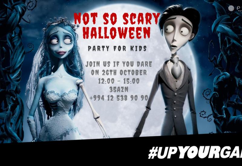 Pullman Baku Hotel & Resorts приглашает всех детей на праздник Хеллоуин! (R)