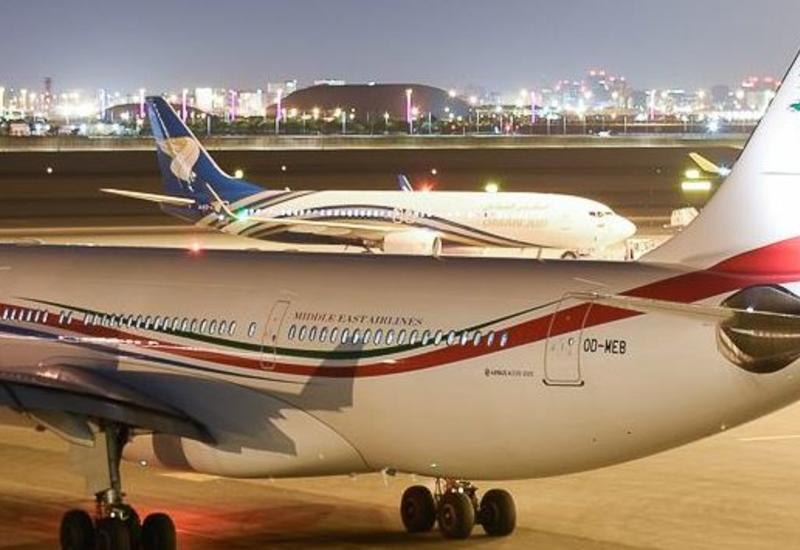 Пассажирский лайнер вынужденно приземлился в Кувейте из-за рождения ребенка на борту