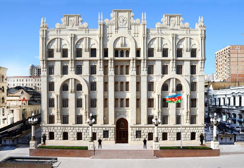 МВД Азербайджана предупредило лиц, желающих провести незаконную акцию