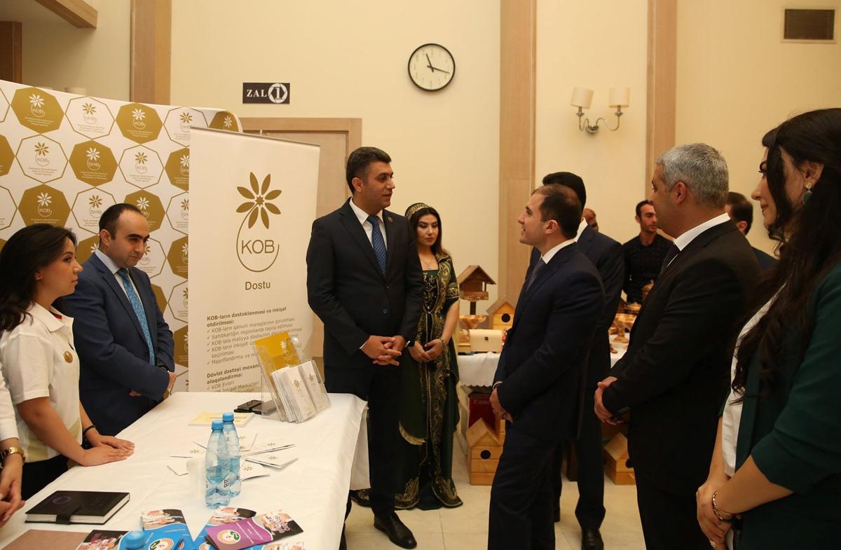 Агентство развития МСБ оказывает поддержку предпринимателям в реализации продукции