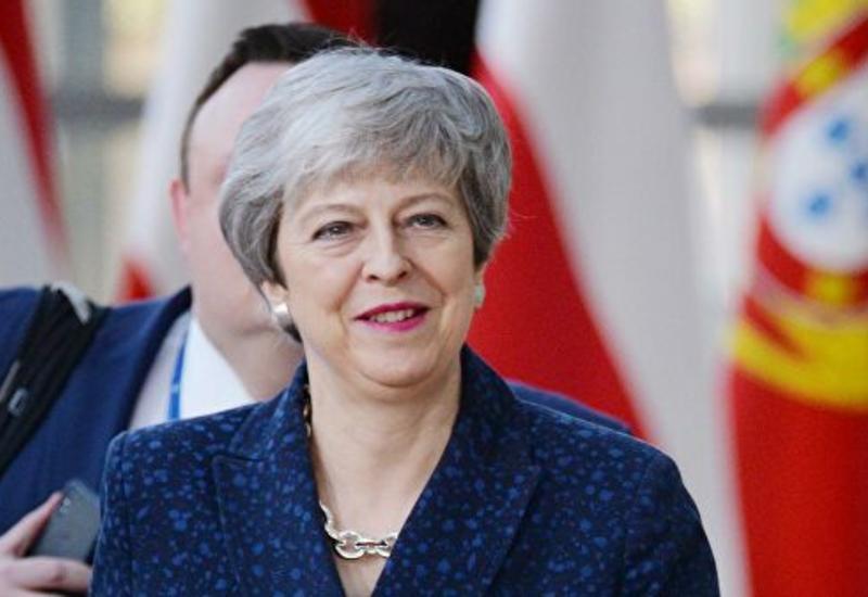 Тереза Мэй призвала коллег по парламенту поддержать соглашение с ЕС