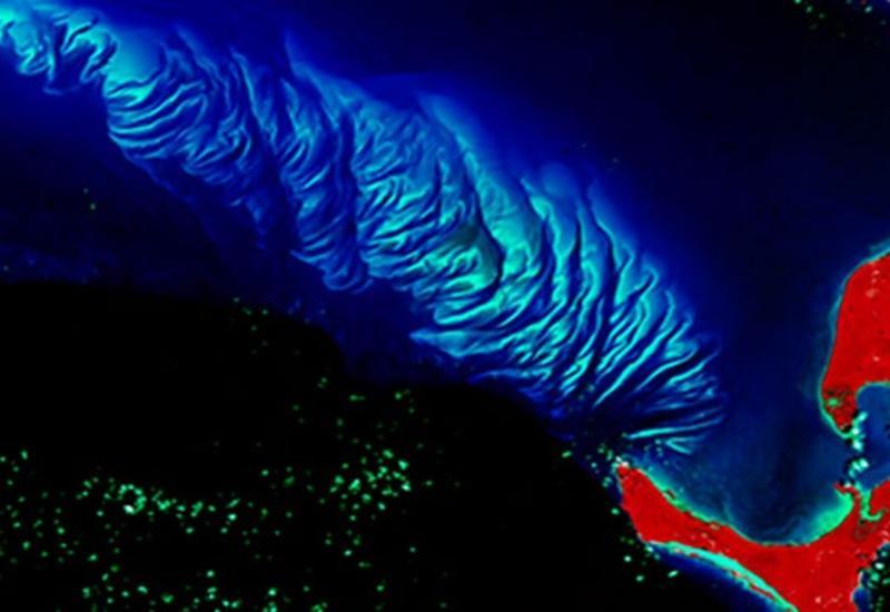 NASA опубликовало инфракрасные снимки планеты