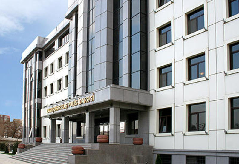 Главное управление полиции Баку: Пресечена попытка незаконной акции, есть задержанные