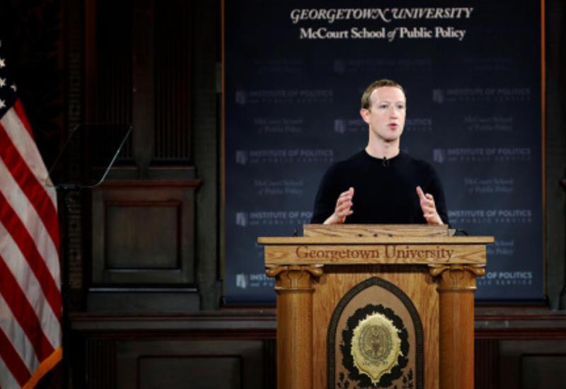 Марка Цукерберга поймали на лжи