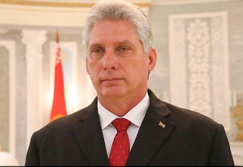 Кубинский президент примет участие в саммите Движения неприсоединения в Азербайджане