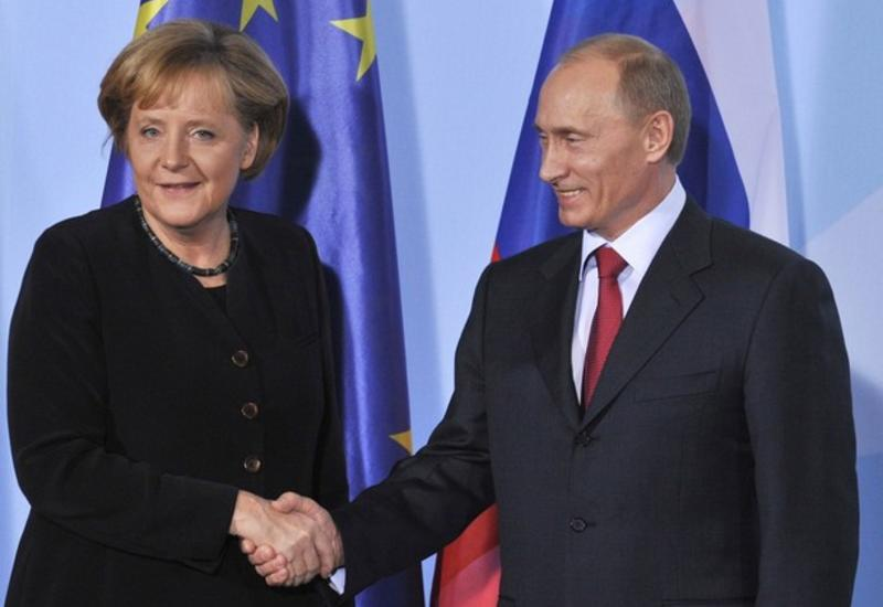 Путин и Меркель считают, что соглашение РФ и Турции позитивно повлияет на ситуацию в Сирии