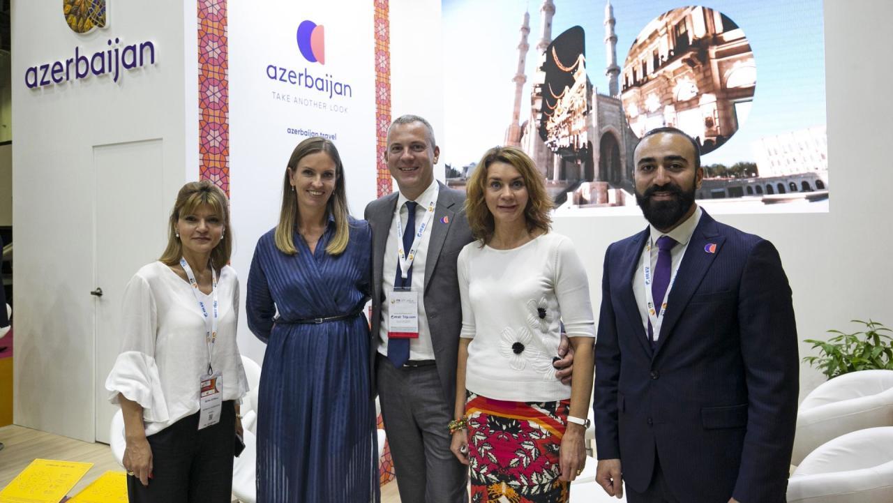 В Сингапуре впервые представили туристический потенциал Азербайджана
