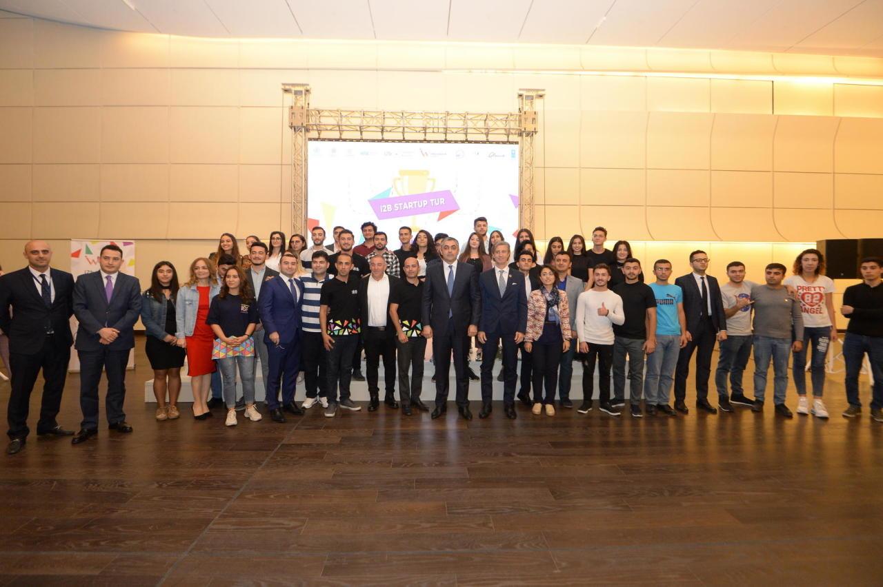 Определились победители проекта «I2B – От идеи к бизнесу»