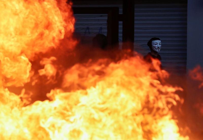 В Чили четыре человека погибли в ходе беспорядков