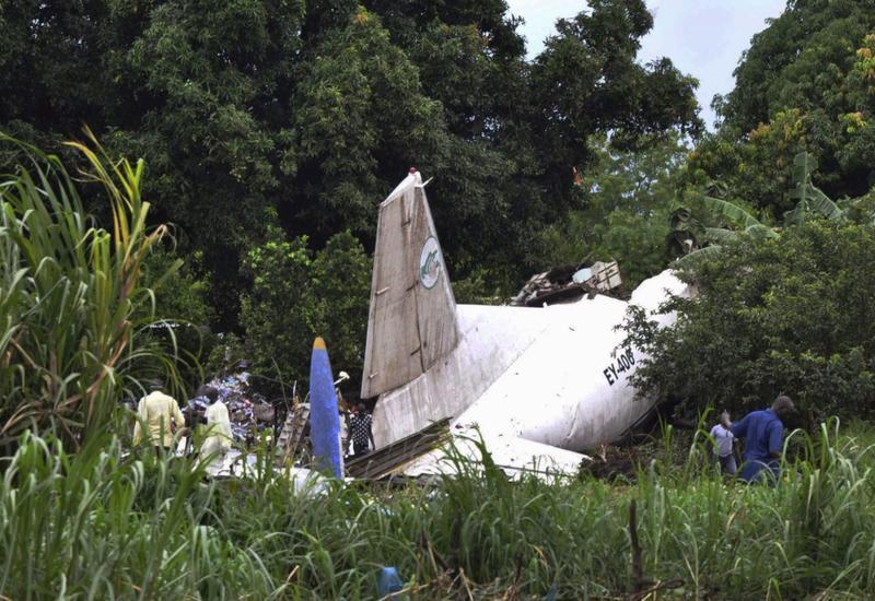 Армянские самолеты возили контрабандное оружие в Африку