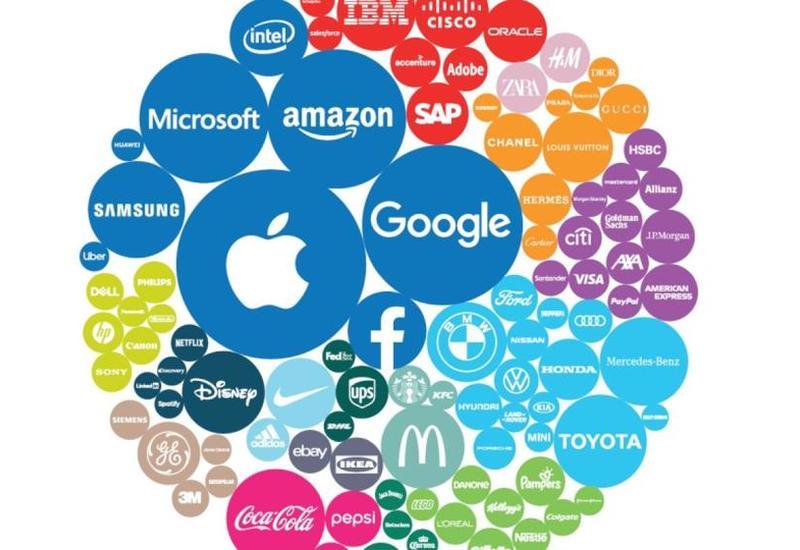 Apple и Google 7 год подряд становятся самыми дорогими брендами в мире