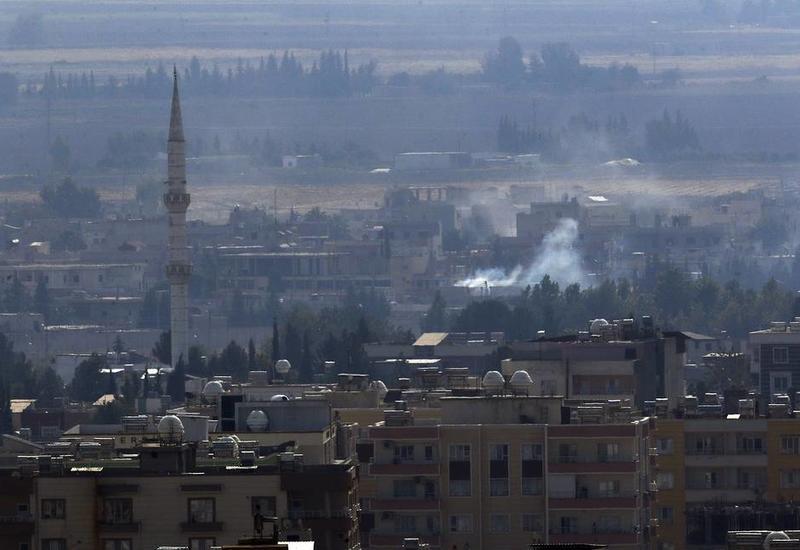 В Сирии погиб турецкий военный
