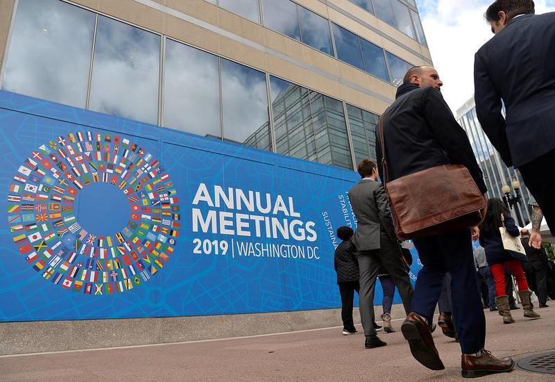 Встреча МВФ и Всемирного банка прошла под знаком неопределенности