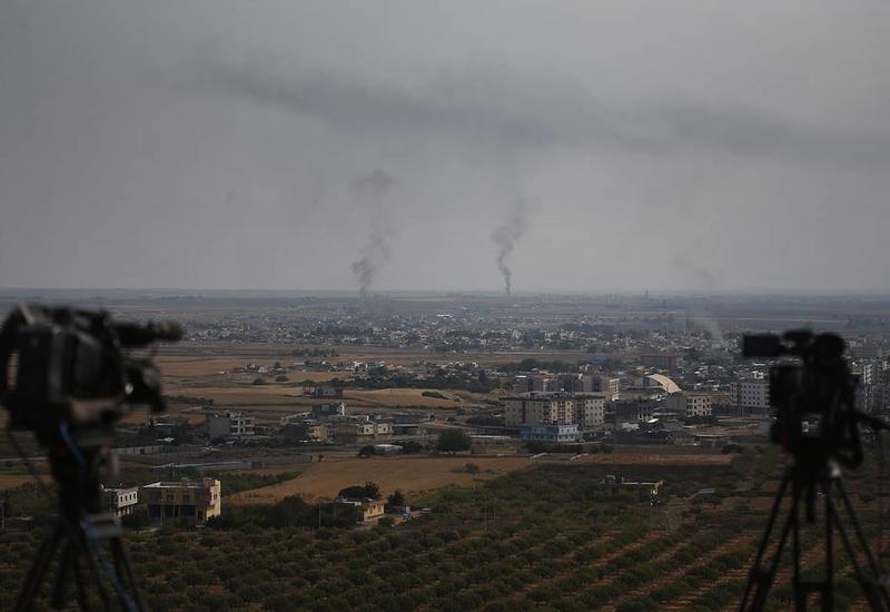 Турецкая армия заняла сирийский город Рас эль-Айн
