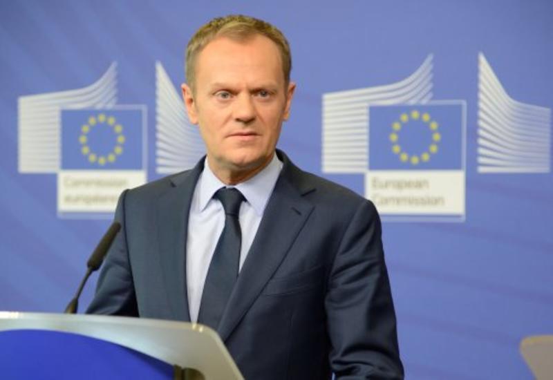 Глава Евросовета получил запрос властей Британии о переносе Brexit