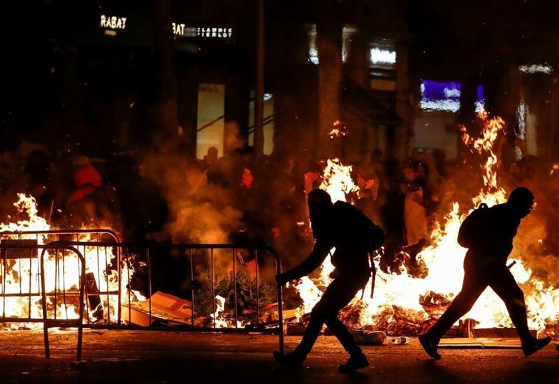 В Барселоне подсчитали ущерб от акций протестов