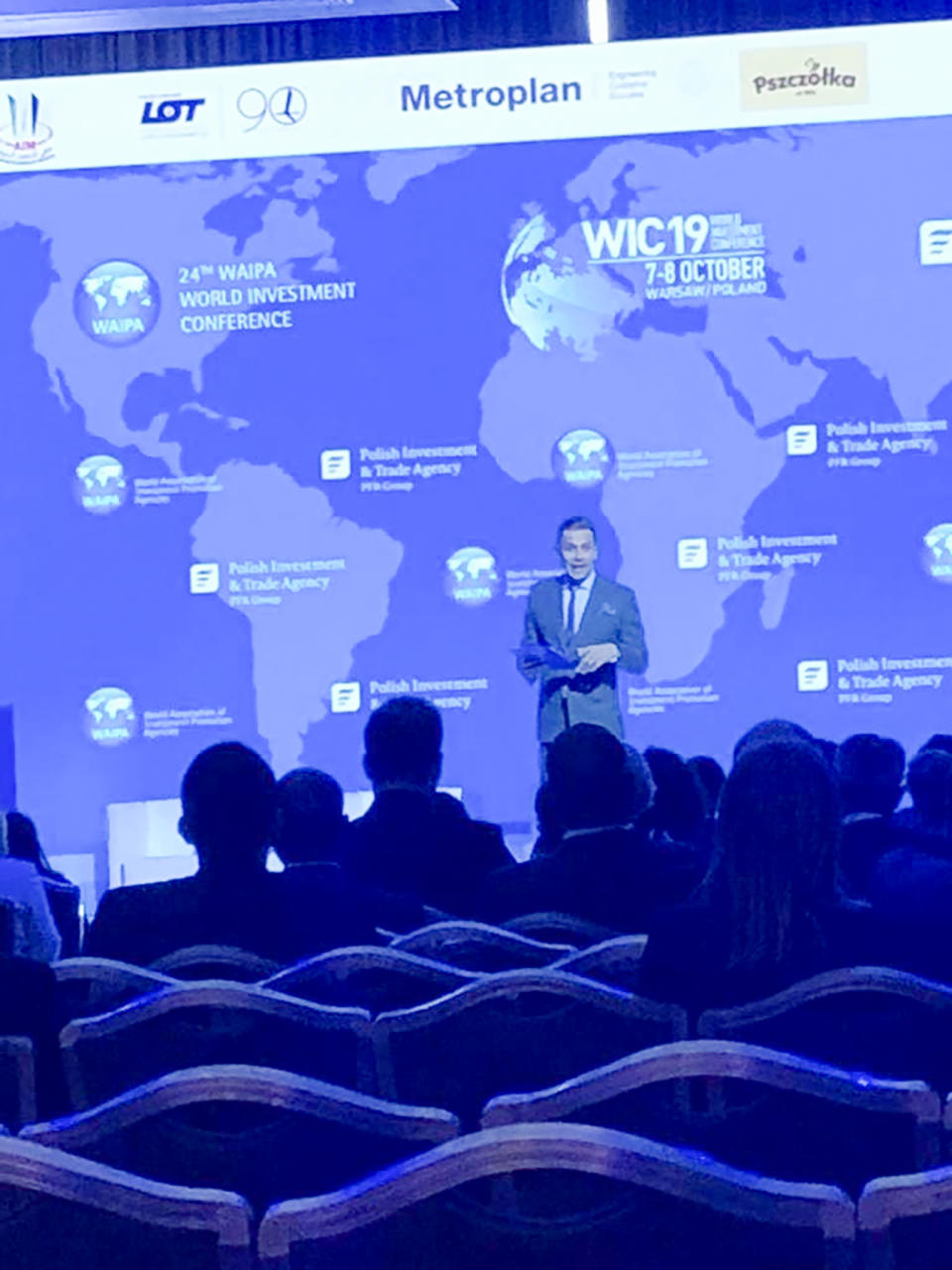 Азербайджанская компания Royal Holding стала участником мирового инвестиционного форума WIC19
