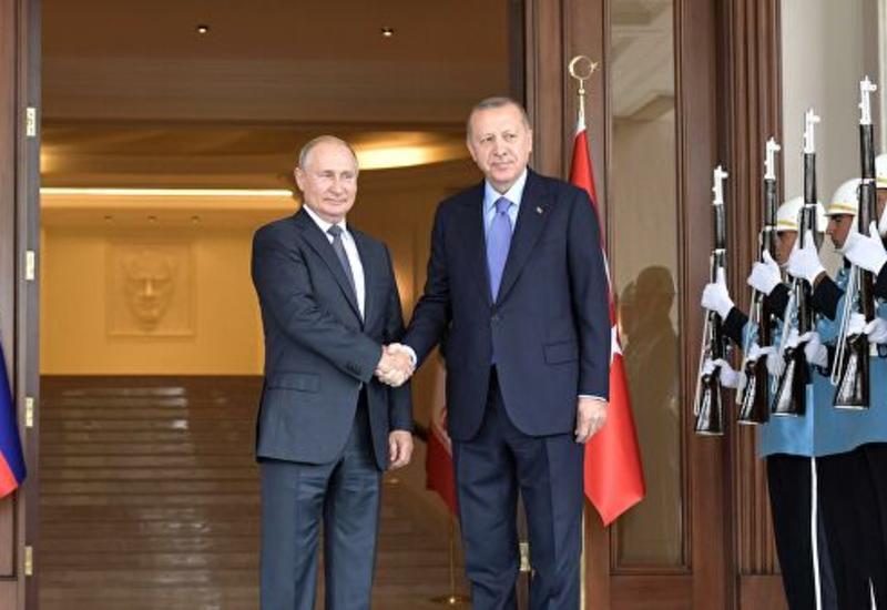 Путин и Эрдоган могут встретиться тет-а-тет в Сочи