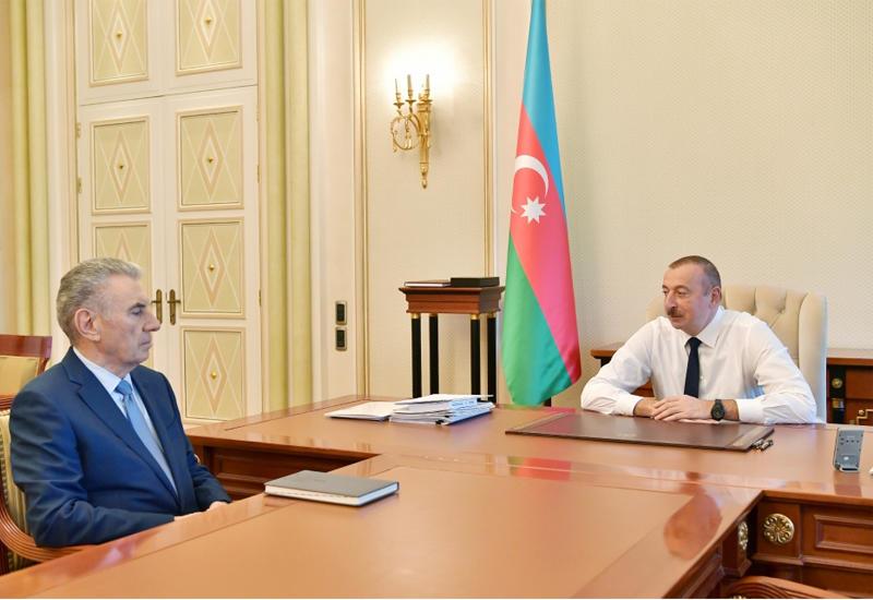 Президент Ильхам Алиев: Ваша отставка послужит хорошим примером и для других товарищей, представленных в команде власти