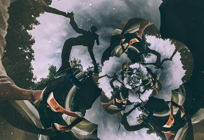 Необычный взгляд на свадебные фото в блоге Эмина Гулиева