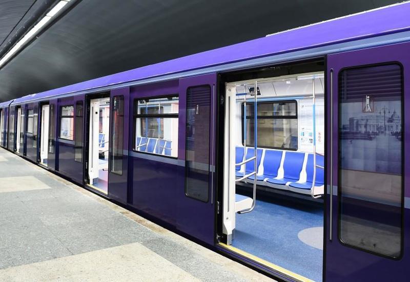 Бакинский метрополитен закупает новые вагоны