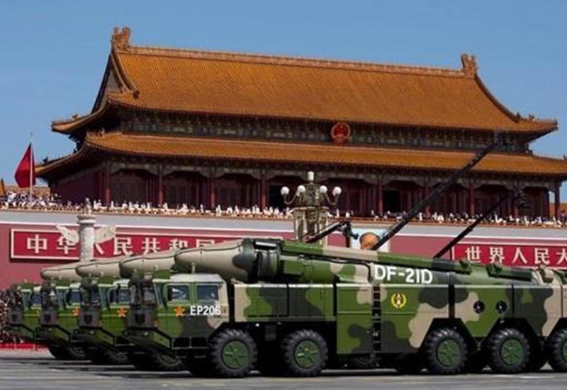 Военное сотрудничество Азербайджана и Китая