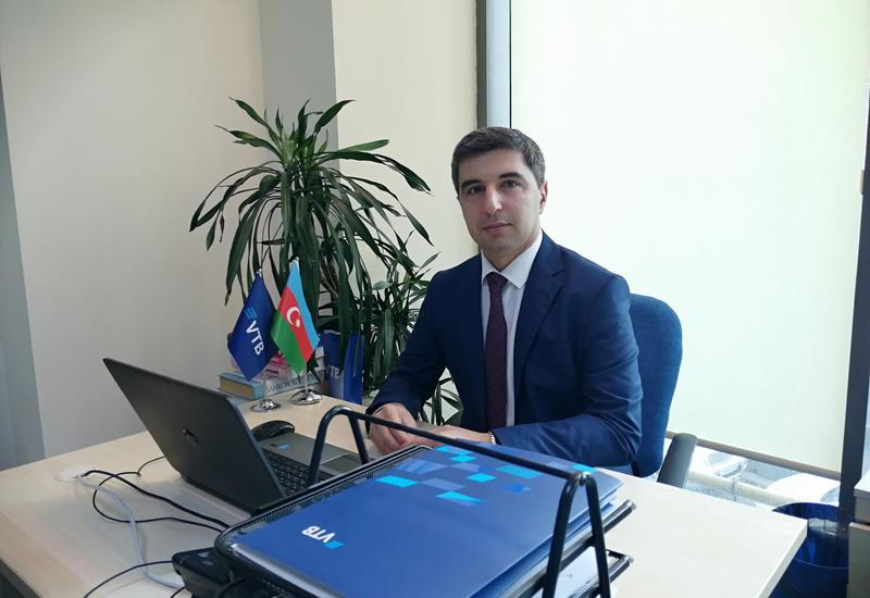 Интервью начальника отдела администрирования продаж и развития сети банка ВТБ (Азербайджан) Эльмара Ибрагимова на тему рефинансирование кредитов (R)