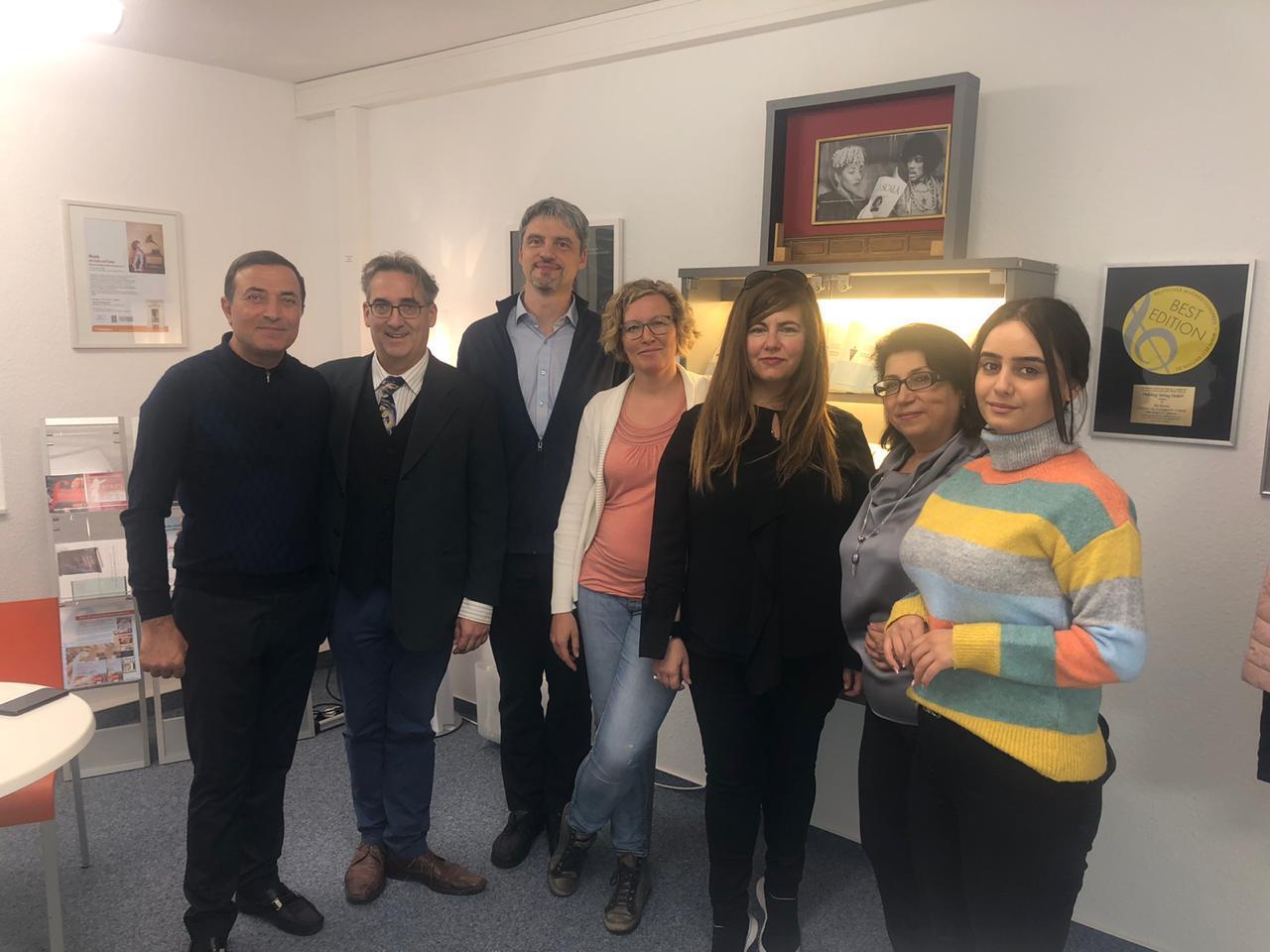 Голоса азербайджанских ханенде стали объектом научного исследования в Германии