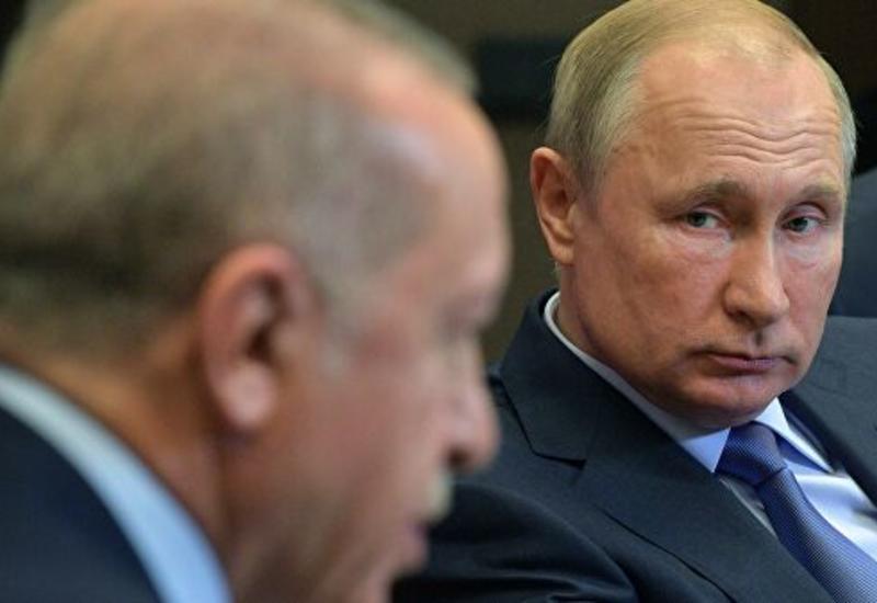 Владимир Путин заявил о судьбоносных решениях России и Турции по Сирии