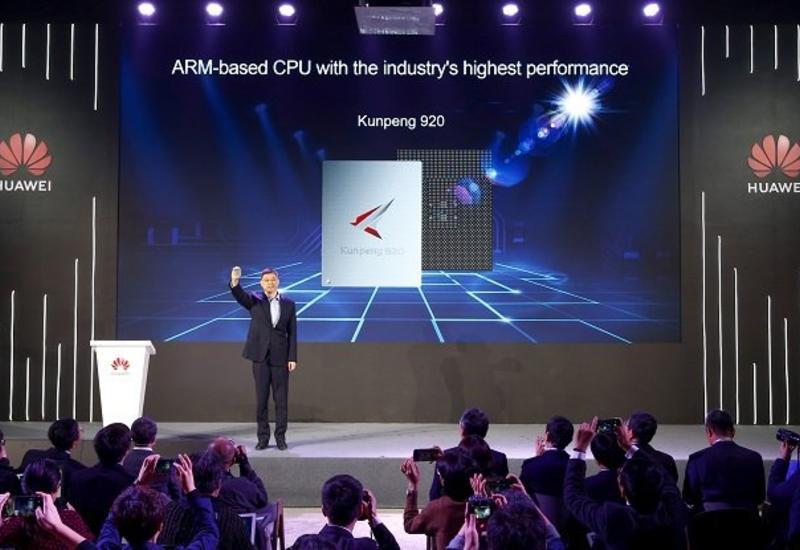 Huawei представила экологичный энергосберегающий процессор Kunpeng 920
