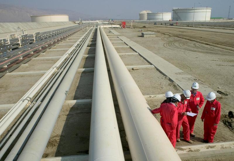 SOCAR обнародовала объем транспортировки газа через TANAP