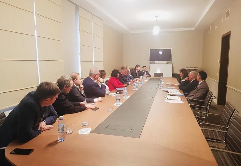 Швейцарские компании расширяют сотрудничество с Азербайджаном