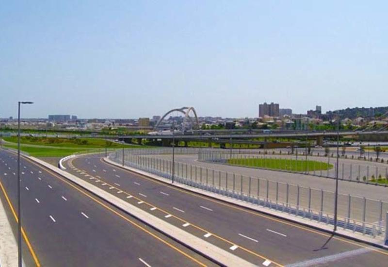 Названа первая платная дорога в Азербайджане