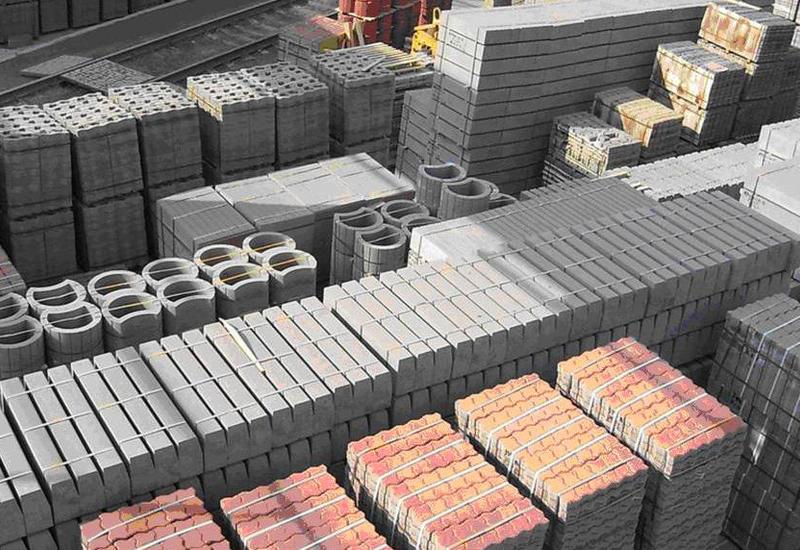 Азербайджан значительно увеличил производство стройматериалов