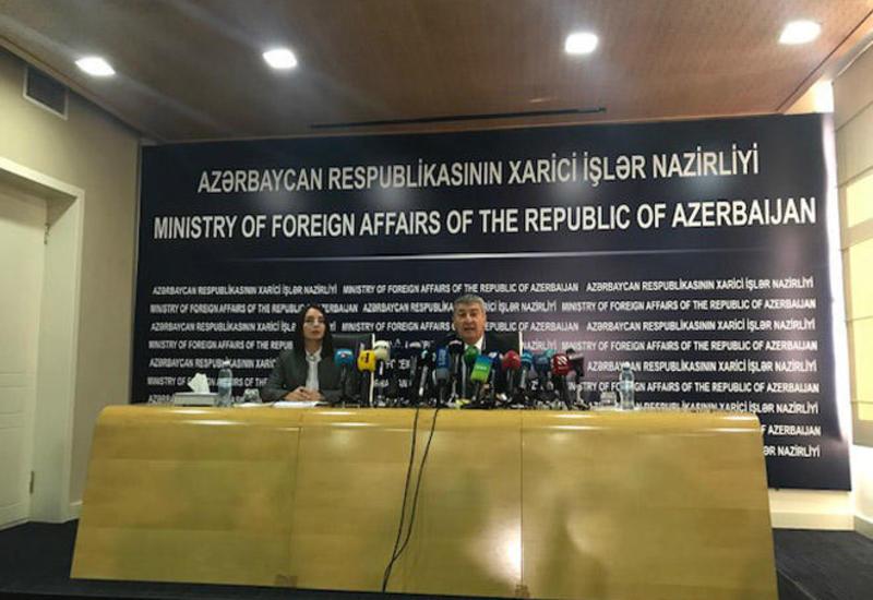 Замминистра о проведении саммита Движения неприсоединения в Баку