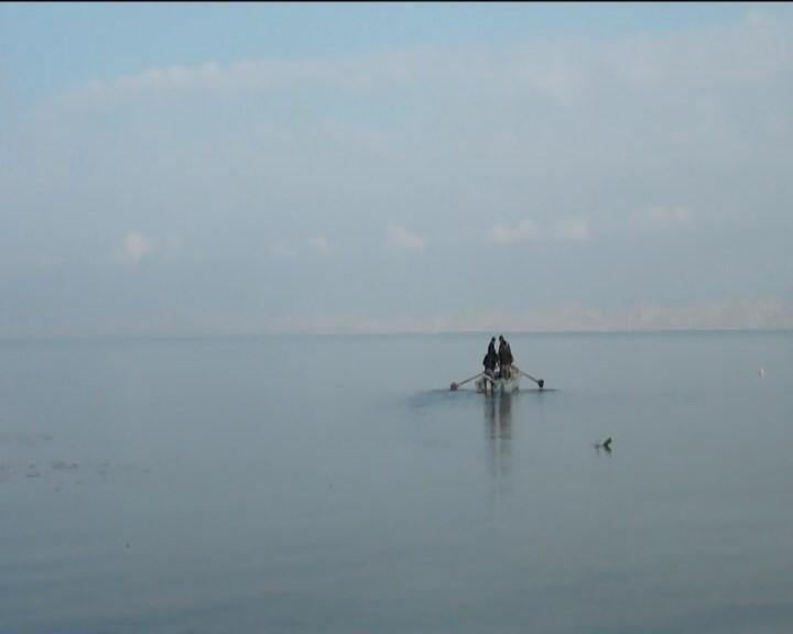 Мингячевирское водохранилище очищено от незаконных рыболовных средств