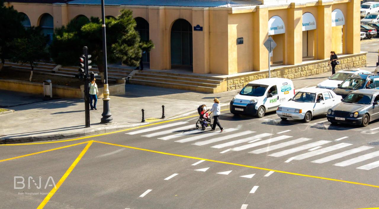 Новшество на бакинской улице
