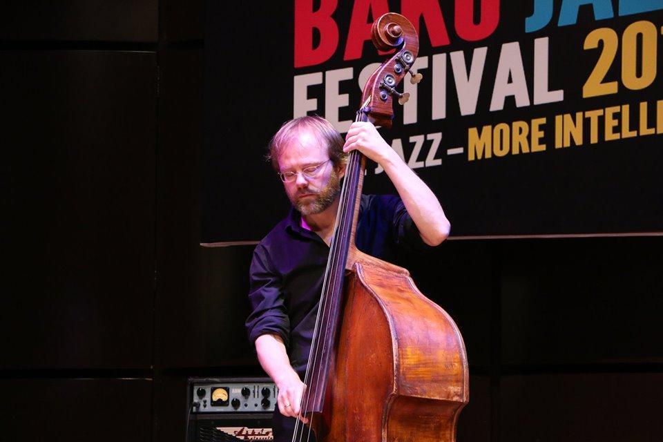 В Баку прошел концерт квартет известного музыканта Юриана Хонинга