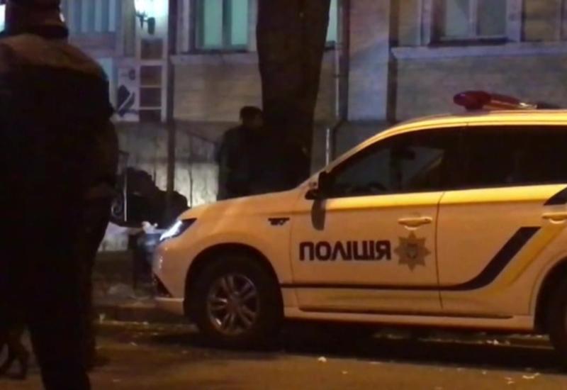 Взрыв гранаты произошел в центре Киева, есть жертвы