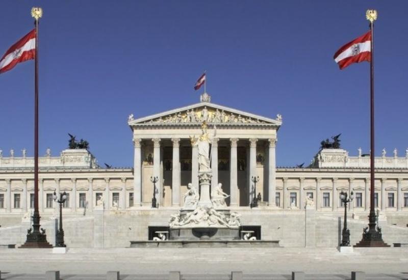 Парламент Австрии впервые собрался в новом составе после выборов
