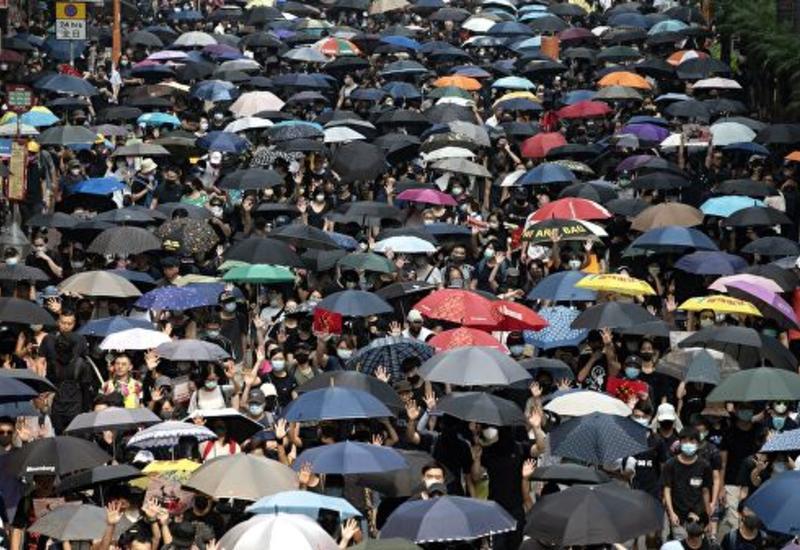 Правительство Гонконга отзывает скандальный законопроект об экстрадиции