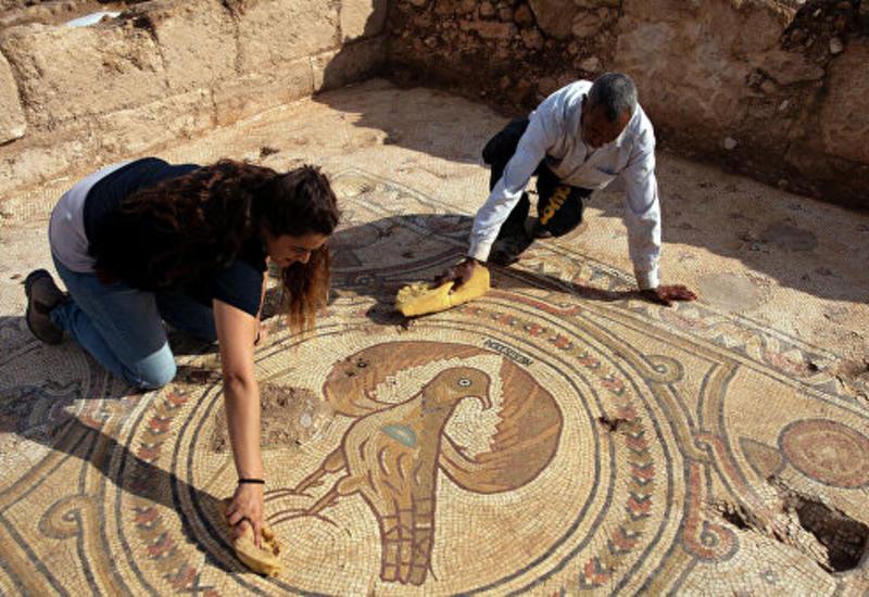 Израильские археологи нашли древний храм, посвященный неизвестному мученику
