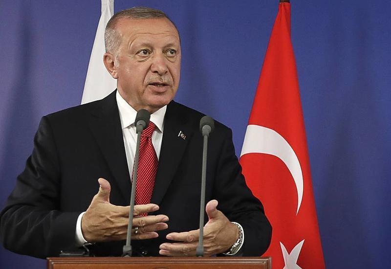 Эрдоган заявил, что США не полностью выполнили обещания по Сирии