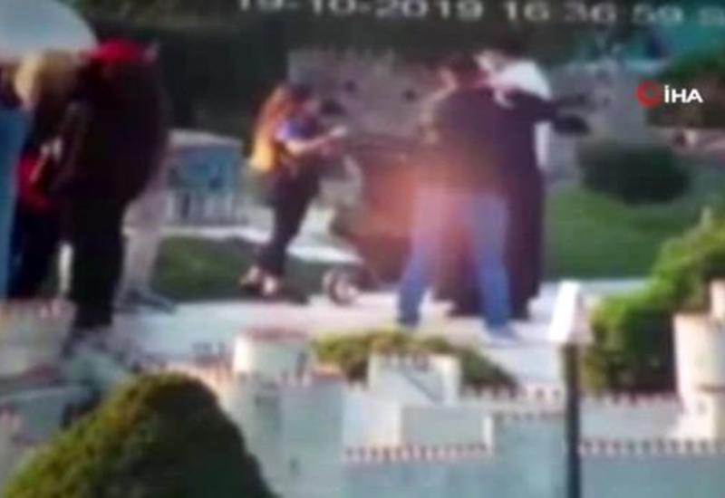 İstanbulda film kimi oğurluq: Cibindən azərbaycanlının 10 minlik telefonu çıxdı