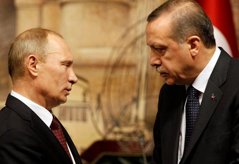 Эрдоган заявил, что в разговорах с Путиным все обсуждается открыто