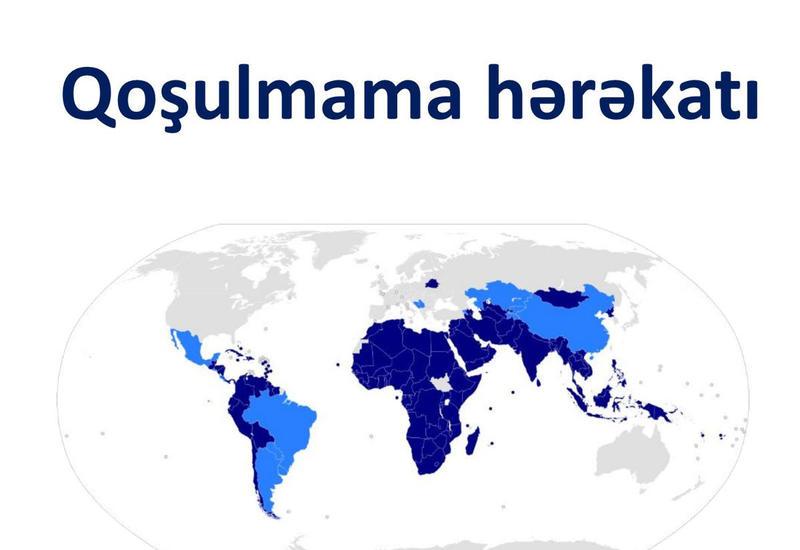 """Проведение Саммита """"Движения неприсоединения"""" в Баку доказывает многогранность курса внешней политики Азербайджана"""