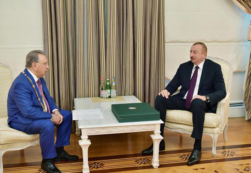 Президент Ильхам Алиев: Мы должны вырастить такую молодежь, которая предана Родине, народу, для которой независимость превыше всего