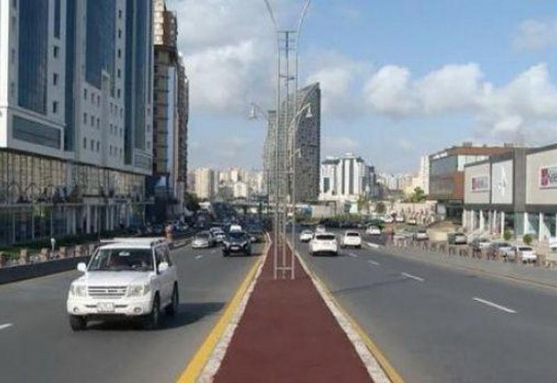 Тяжелая авария в Баку, есть пострадавшие